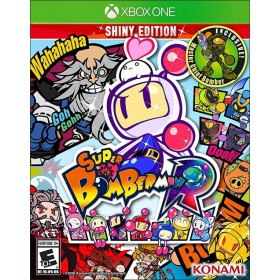 XBOX1 Super Bomberman R - Shiny Edition (EU)