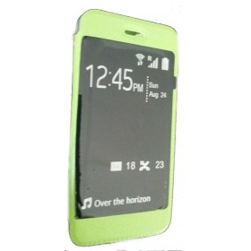 Book Window for LG G3- Green