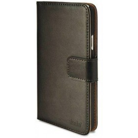 Book Case Wallet LG Bello 2 Black-Dado