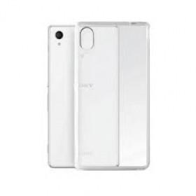 Ultra Slim 0.5mm Silicon Case for Sony Xperia M4-Aqua