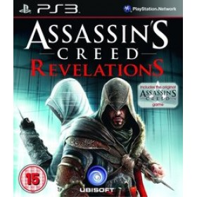 PS3 ASSASSINS CREED REVELATIONS (EU)