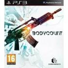 PS3 BODYCOUNT (EU)