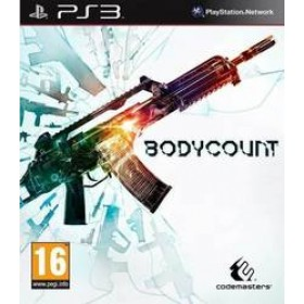 PS3 BODYCOUNT (EU)