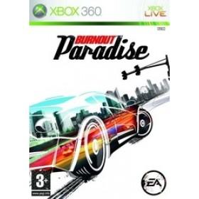 X360   XBOX1 - BURNOUT PARADISE (EU) (CLASSICS )