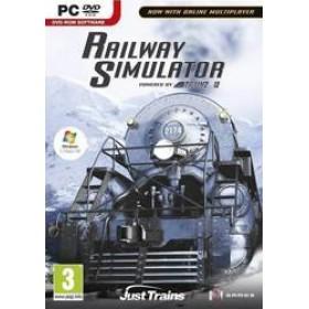 PC RAILWAY SIMULATOR (EU)