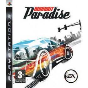 PS3 BURNOUT PARADISE (EU) (ESSENTIALS )