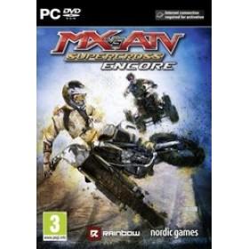 PC MX VS. ATV SUPERCROSS ENCORE (EU)