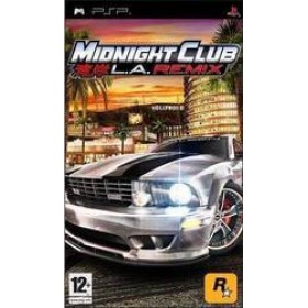 PSP MIDNIGHT CLUB : L.A. REMIX (EU)