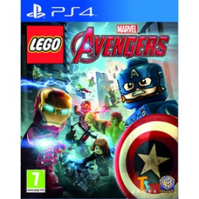 PS4 LEGO MARVEL AVENGERS (EU)