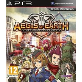 PS3 AEGIS OF EARTH: PROTONOVUS ASSAULT (EU)