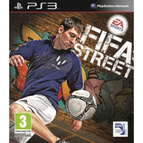PS3 FIFA STREET (EU) (ESSENTIALS )