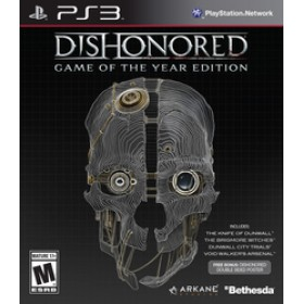 PS3 DISHONORED : GAME OF THE YEAR (EU)