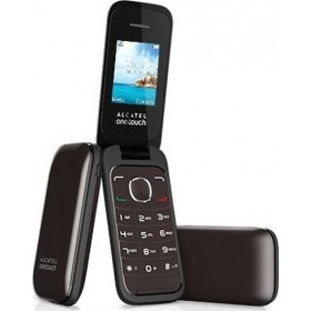 Alcatel OT-1035D Dual Sim Dark Chocolate