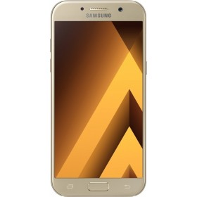Samsung Galaxy A520 A5 2017 Gold EU Single Sim