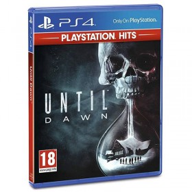 PS4 UNTIL DAWN (EU) - PLAYSTATION HITS