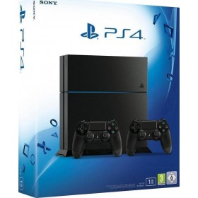 Sony PlayStation 4 Pro 1TB Black DualShock 4