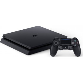 Sony PlayStation Slim 500GB Black
