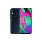 Samsung Galaxy A40 4GB/64GB Dual Sim Μαύρο EU