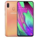 Samsung Galaxy A40 4GB/64GB Dual Sim Coral EU