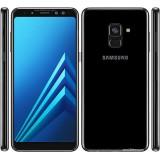 Samsung Galaxy A530 A8 (2018) (32GB) Black Dual Sim