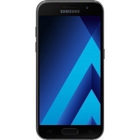 Samsung Galaxy A3 2017 (16GB) A320 Black Single Sim