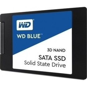 SSD BLUE 2.5 3D NAND SATA3 500GB 560/530 WDS500G2B0A-Western Digital