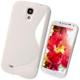 ΘΗΚΗ ΣΙΛΙΚΟΝΗΣ S-LINE FOR : iPhone 5/5S   White-OEM