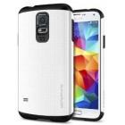 HARD COVER CASE Samsung i9600/G900  S5 WHITE-OEM