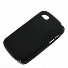 ΘΗΚΗ ΣΙΛΙΚΟΝΗΣ S-LINE FOR : Samsung i 8190 S3 Mini   BLACK -OEM