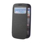 BOOK SMART WINDOW CASE FOR iPhone 5/5s BLACK-OEM