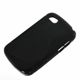 ΘΗΚΗ ΣΙΛΙΚΟΝΗΣ S-LINE FOR : iPhone 5/5S   Black-OEM