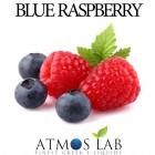 ATMOS LAB υγρό ατμίσματος Blue Raspberry, Balanced, 6mg νικοτίνη, 10ml- ATMOS LAB