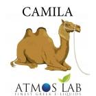 ATMOS LAB υγρό ατμίσματος Camila, Balanced, 12mg νικοτίνη, 10ml- ATMOS LAB
