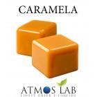 ATMOS LAB υγρό ατμίσματος Caramela, Mist, 6mg νικοτίνη, 10ml- ATMOS LAB