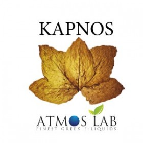 ATMOS LAB υγρό ατμίσματος Kapnos, Balanced, 12mg νικοτίνη, 10ml- ATMOS LAB