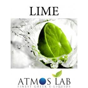ATMOS LAB υγρό ατμίσματος Lime, Mist, 6mg νικοτίνη, 10ml- ATMOS LAB