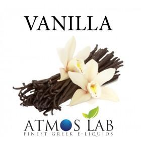 ATMOS LAB υγρό ατμίσματος Vanilla, Balanced, 6mg νικοτίνη, 10ml- ATMOS LAB