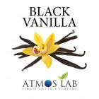 ATMOS LAB υγρό ατμίσματος Black Vanilla, Mist, 6mg νικοτίνη, 10ml- ATMOS LAB
