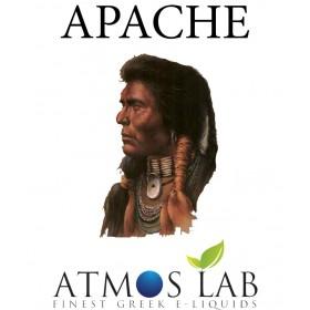 ATMOS LAB υγρό ατμίσματος Apache, Mist, 3mg νικοτίνη, 10ml- ATMOS LAB