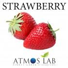 ATMOS LAB υγρό ατμίσματος Strawberry, Mist, 3mg νικοτίνη, 10ml- ATMOS LAB