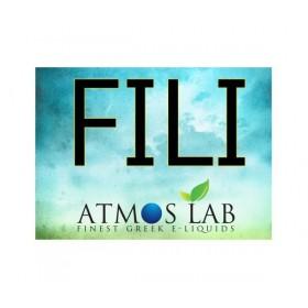 ATMOS LAB υγρό ατμίσματος Fili, Balanced, 3mg νικοτίνη, 10ml- ATMOS LAB