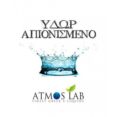 ATMOS LAB Deionized Water, 100ml- ATMOS LAB