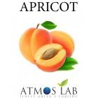 ATMOS LAB υγρό με γεύση Apricot για υγρό ατμίσματος (DIY), 10ml- ATMOS LAB