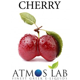 ATMOS LAB υγρό με γεύση Cherry για υγρό ατμίσματος (DIY), 10ml- ATMOS LAB