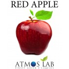ATMOS LAB υγρό με γεύση Red Apple για υγρό ατμίσματος (DIY), 10ml- ATMOS LAB