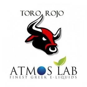 ATMOS LAB υγρό με γεύση Toro Rojo για υγρό ατμίσματος (DIY), 10ml- ATMOS LAB
