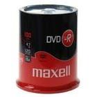 Maxell DVD-R 16x 120min 4,7Gb 100 Cake- MAXELL
