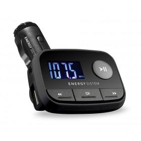 ENERGY SISTEM Car Trasmitter F2 Black knight, SD/USB/Line in, μαύρo- ENERGY SISTEM