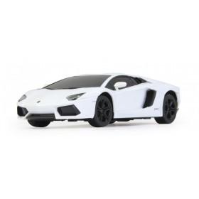 RASTAR Τηλεκατευθυνόμενο αυτοκίνητο Lamborghini Aventator, 1:24, λευκό- RASTAR