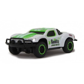JAMARA Τηλεκατευθυνόμενο Bandix Greenex 1.0 Monstertruck, 1:43, 4WD, LED- JAMARA